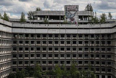 На территории заброшенной Ховринской больницы построят новый ЖК
