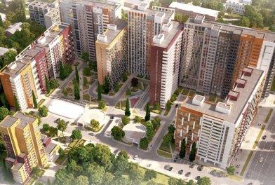 Достройку ЖК «Терлецкий парк» обеспечило правительство Москвы