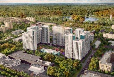 Жилой комплекс «Семеновский парк» получил разрешение на ввод в эксплуатацию