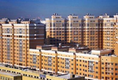Завершено строительство трех корпусов жилого комплекса «Царицыно»