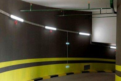 Подземный автопаркинг первой очереди ЖК «Царицыно» полностью достроен