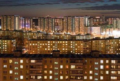 В ЖК«Балтийский» под финансированием банка ДОМ.РФвозводятся первые этажи