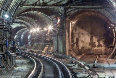 Московская подземка шагает на север