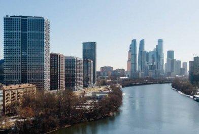 Определена пятерка самого доступного жилья рядом с «Москва-Сити»