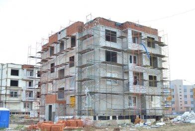 Завершение строительства двух новомосковских ЖК находится под вопросом