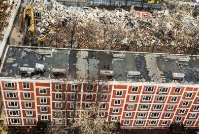В столице подобрали 323 реновационных участка