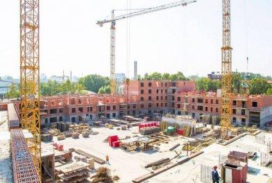Одобрен проект нового жилого комплекса, который будет возводиться на севере Москвы