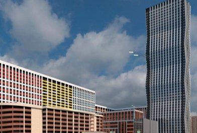Агентство «НДВ-Недвижимость» поможет «Нордсервису» реализовать квартиры в ЖК «Резиденция кинематографистов»