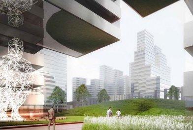 В «Москва-Сити» построят новый жилой комплекс