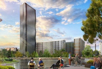 Начато строительство самого высокого здания жилого корпуса в Свиблово