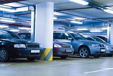 Два в одном: и паркинг, и убежище