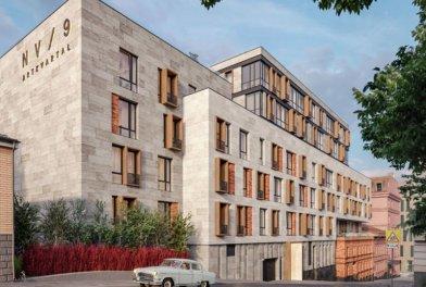 Начата продажа квартир в столичном ЖК NV/9 Artkvartal