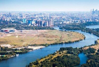 Скоро начнется строительство второй очереди ЖК «Город на реке Тушино-2018»