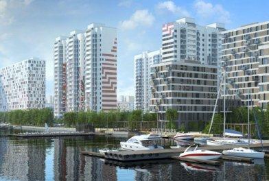 В ближайшие дни начнутся продажи квартир в четырех новых московских ЖК