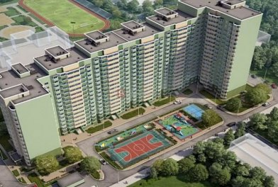 Завершено возведение жилого комплекса в Новой Москве