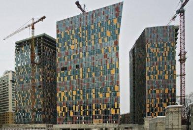 Жилой комплекс Sky House будет достроен