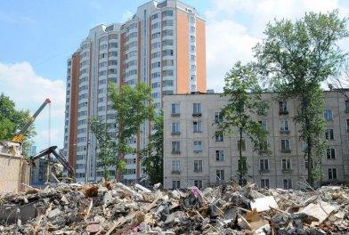 Новый проект реновации жилищного фонда Москвы подан на утверждение ГД РФ