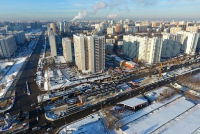 Через Павелецкое направление железной дороги появится эстакада