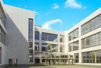 В Коммунарском поселке Москвы будет построена самая современная средняя школа