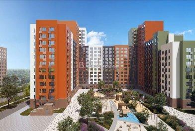 В «Новой Москве», в поселке Рассказовка дольщики получили квартиры в ЖК «Переделкино Ближнее»