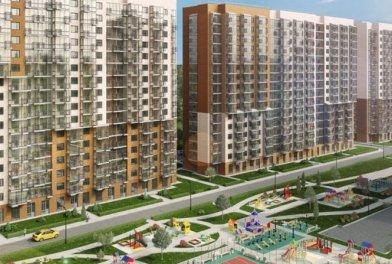 Дольщики ЖК «Позитив» в ТиНАО начали получать ключи от квартир