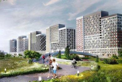Ход строительства ЖК «Новая Алексеевская роща» не нарушается