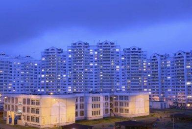 В Москве сегодня предлагается рекордное количество квартир в ЖК комфорт-класса