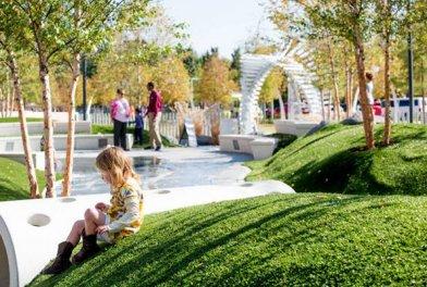 В ТиНАО для жильцов ЖК появится рукотворный природный уголок