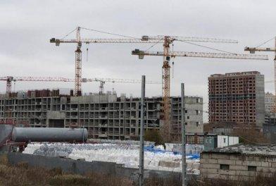 Мэрия Москвы займется достройкой проблемных ЖК