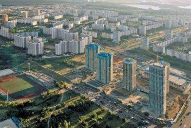 В Москве будет возводиться ультрасовременный жилой комплекс