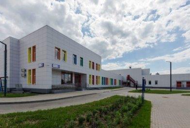 Первый в ЖК «Остафьево» детский сад готовится к вводу