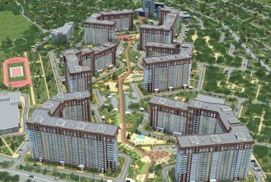В районе станции метро «Октябрьское поле» будет возведен новый жилой комплекс