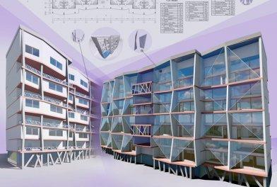 «ArchYouth-2018»: будущие архитекторы выдумывают свои стеклянные «замки»