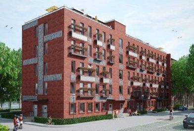 На севере российской столицы возведут дом на 462 квартиры