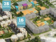 ЖК «Аккорд. Smart-квартал» («Новые Жаворонки») - фото 2