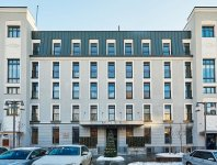 ЖК Moss Apartments («Мосс Апартментс»)