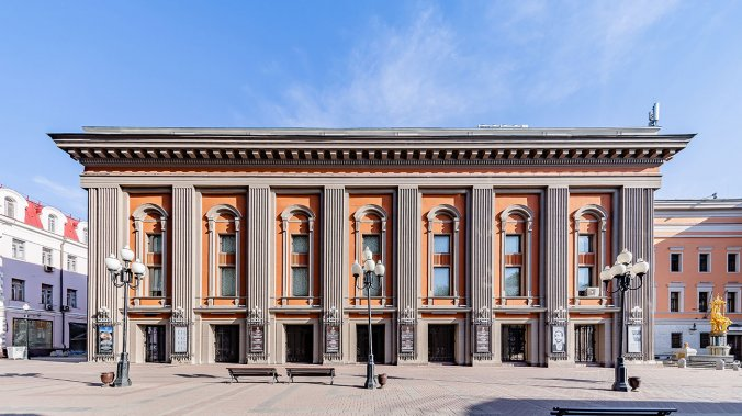 ЖК Turandot Residences («Турандот Резиденс»)