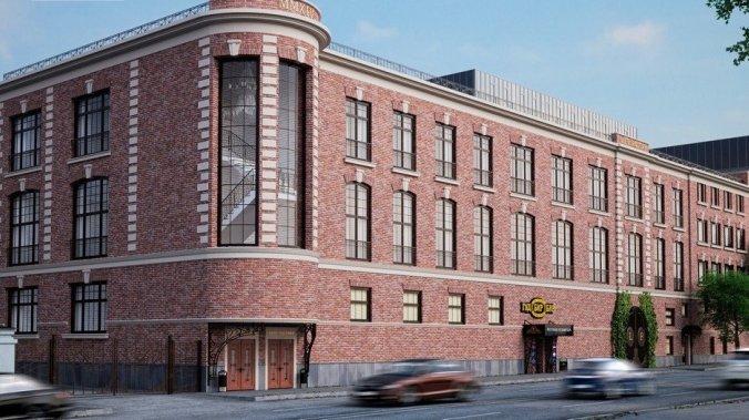 ЖК Loft Factory («Лофт Фэктори»)