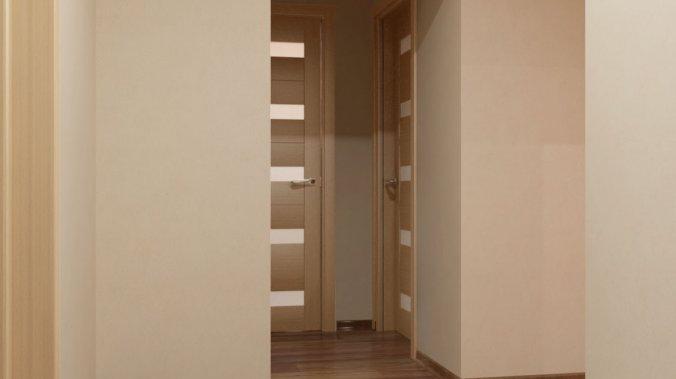 ЖК «На набережной» Вариант отделки квартиры