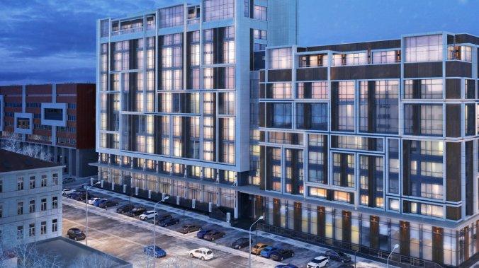 ЖК Tribeca Apartments («Трибека Апартментс»)