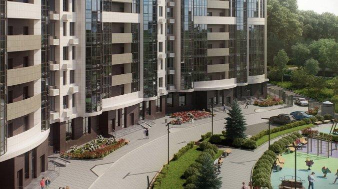 ЖК «Панорама Сколково»