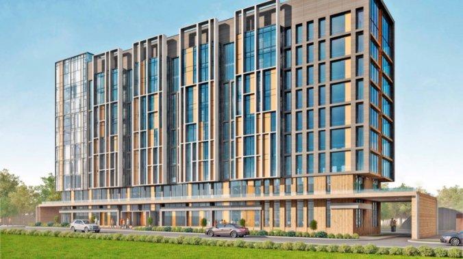 ЖК «Янтарь apartments»