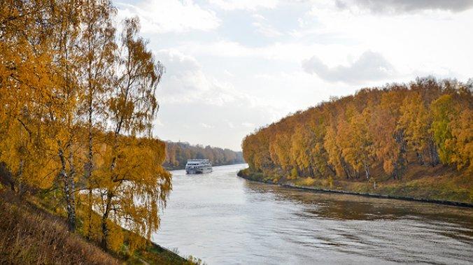 ЖК Nord («Норд») Рядом с ЖК парки и река