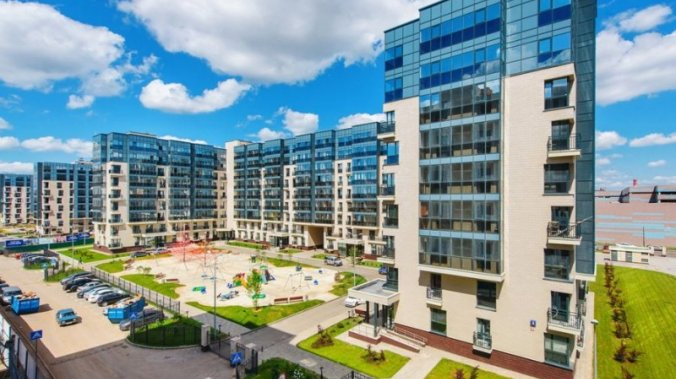ЖК «Резиденции Сколково»