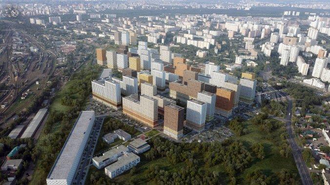 ЖК «Люблинский парк»