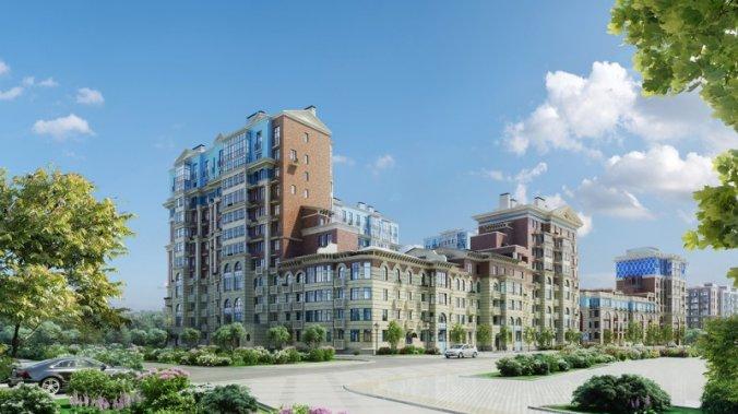 ЖК «Город-событие «Лайково»