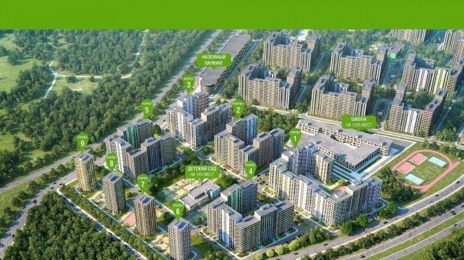 ЖК «Новый Зеленоград»
