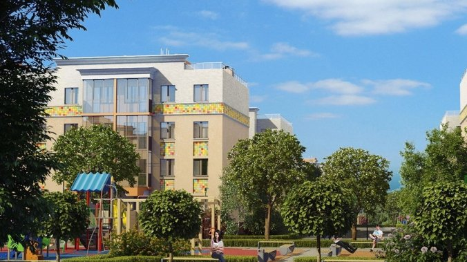 ЖК «Аккорд. Smart-квартал» («Новые Жаворонки»)