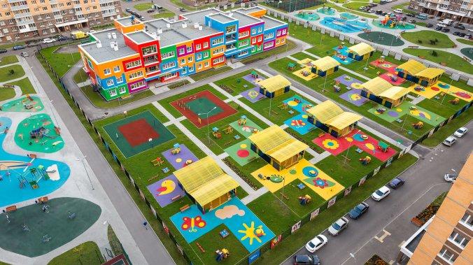 ЖК «Люберцы 2017» Детский сад