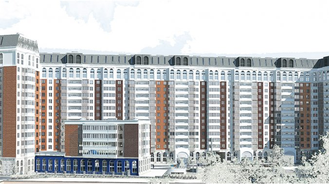 ЖК «Литвиново Сити»